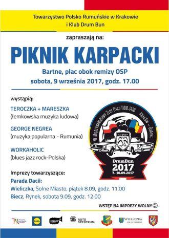 Trei echipaje din Satu Mare participă la parada automobilelor Dacia din Polonia