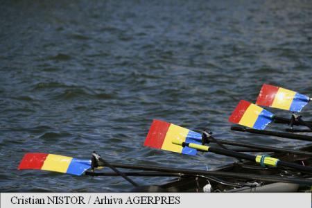 Opt medalii de aur pentru România la Europenele de canotaj