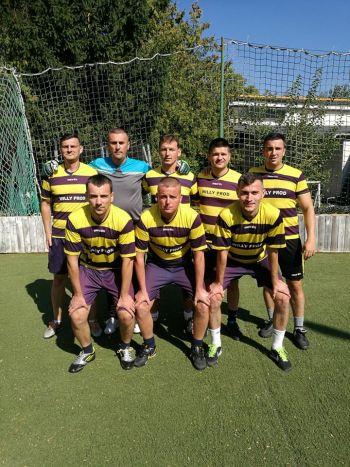 Jandarmii sătmăreni la Campionatul Naţional de Minifotbal a Ministerului Afacerilor Interne