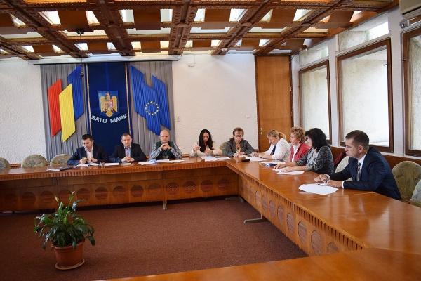 Sedința Comisiei județene de fond funciar