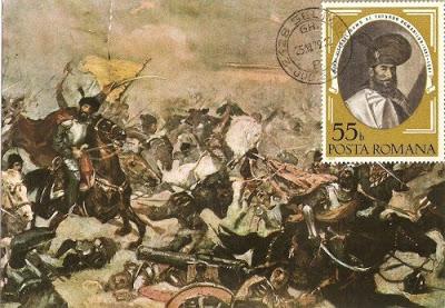 Acum 418 ani Mihai Viteazul câștiga bătălia de la Șelimbăr și elibera Transilvania