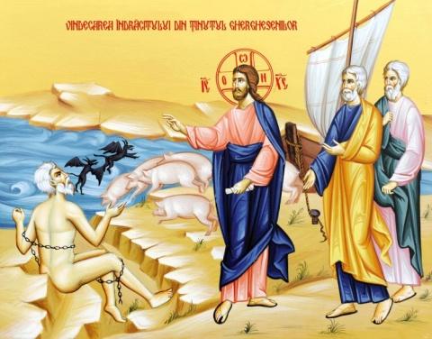 Evanghelia de Duminică: Omul, oglinda lui Dumnezeu sau a demonului