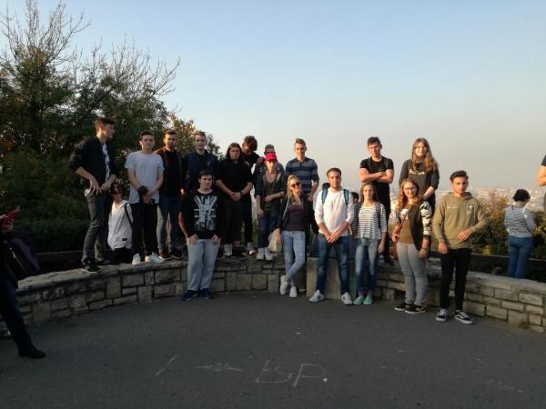 Proiect transfrontalier la Colegiul Tehnic Iuliu Maniu Carei