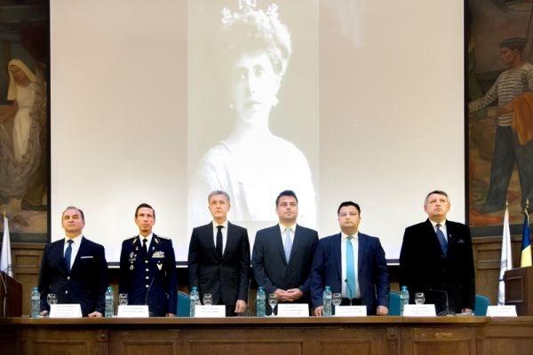 Proiect de anvergură al negreştenilor desfăşurat în Aula Academiei de Studii Economice din București