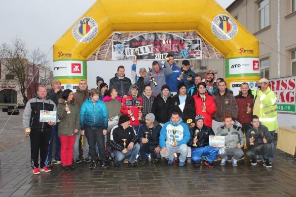 Echipa din Timişoara câştigă Rally Sprint ACR 2017 Satu Mare etapa a V-a