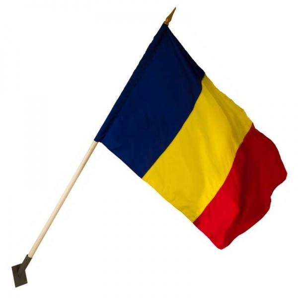 Ei pot. Primăria Ardud oferă un drapel pentru fiecare locuitor