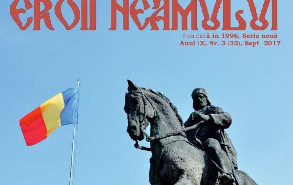 Revista Eroii Neamului la nr.32