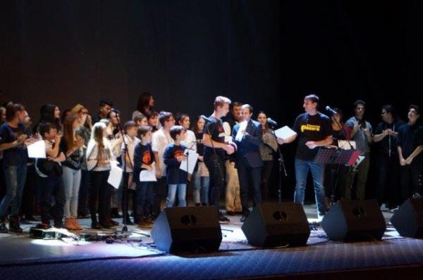 """Câștigătorii Festivalului de folk """" Octavian Bud"""" ediția I"""