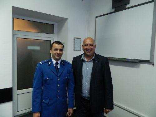 Schimbare de purtător de cuvânt la Jandarmeria Satu Mare
