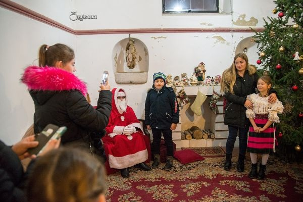 Magia Crăciunului Carei 2018. Program