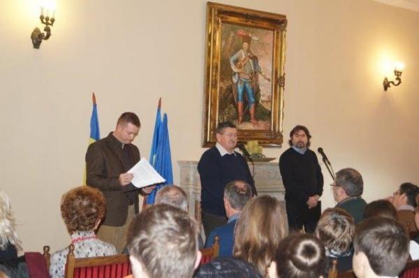 Elevii şi profesorii premiaţi de Primăria Carei