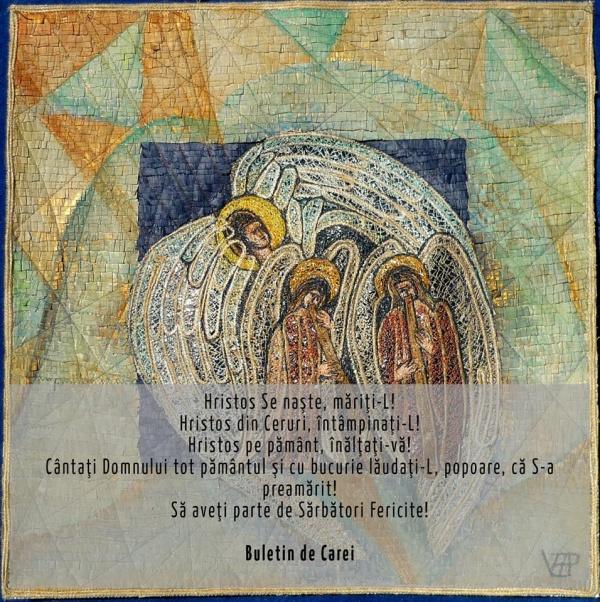 Buletin de Carei vă urează Sărbători Fericite!