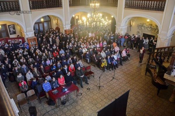 Manifestări cu ocazia Zilei Culturii Maghiare la Carei