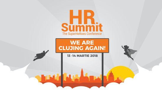 HR Summit Cluj-Napoca. Strategia de HR – game-changer pentru productivitatea angajaților