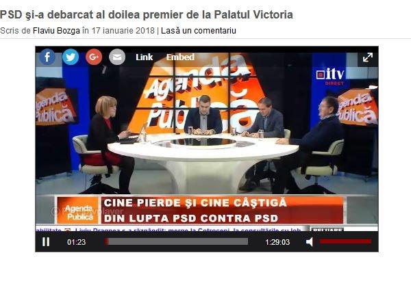 """Primarul din Carei despre Mihai Tudose: """"un tip şmecheraş, tipic sudist"""""""