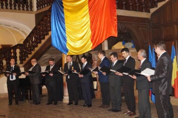 Spectacol la Carei dedicat lui Mihai Eminescu şi Zilei Culturii Naţionale