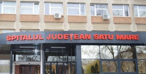 Vizite restricţionate la Spitalul Judeţean Satu Mare