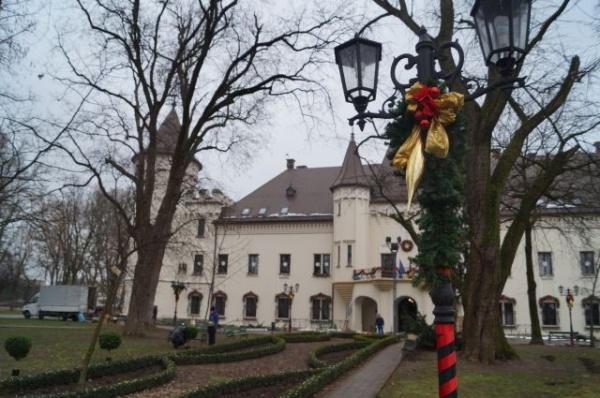 Castelul din Carei aduce venituri doar pentru turismul privat din oraș
