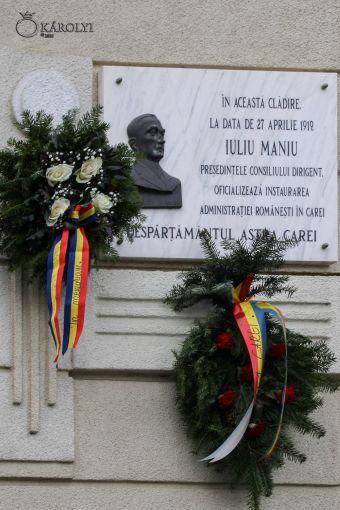 65 de ani de la moartea lui Iuliu Maniu