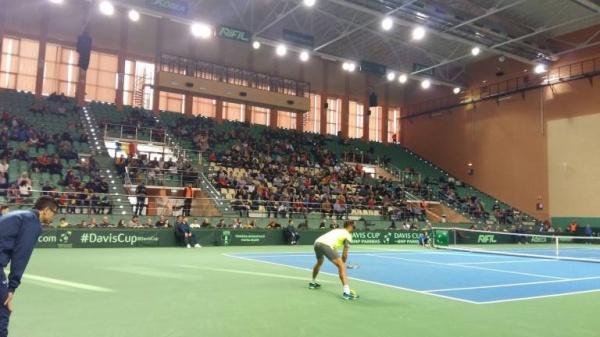 Pentru iubitorii de tenis. Cupa Davis la Cluj-Napoca