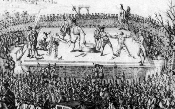 Metode barbare de ucidere a românilor luptători din 1785. Eşec total. Tot ce e românesc nu piere