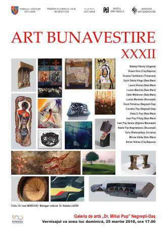 INVITATIE. Art Bunavestire XXXII