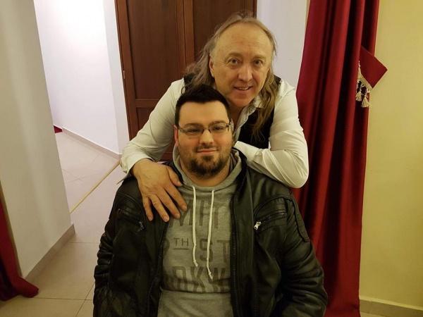Ştefan Hruşcă şi ,,Fostele Iubiri,, la Carei