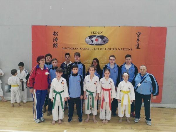 Ploaie de medalii pentru sportivii de la A.C.S. Sakura Carei