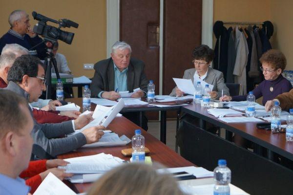Şedinţa publică a Consiliului Local Carei