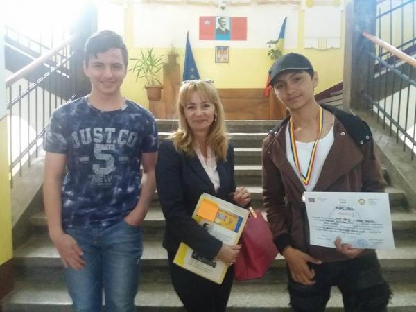 """Câştigătorii Concursului judeţean """"Antreprenori în devenire"""""""