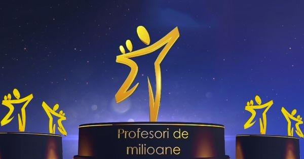 PROFESORI DE MILIOANE. Un proiect ce poate fi urmărit pe TVR 1