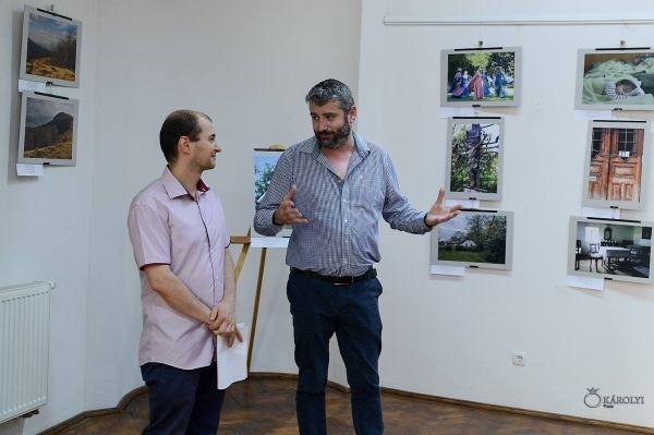 Artă fotografică la împlinirea a 129 de ani de la moartea lui Mihai Eminescu