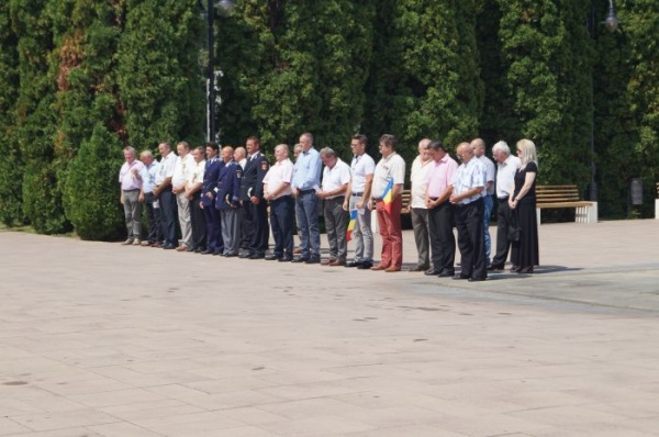Conducerea UDMR a Careiului nu a participat la Ziua Imnului Național