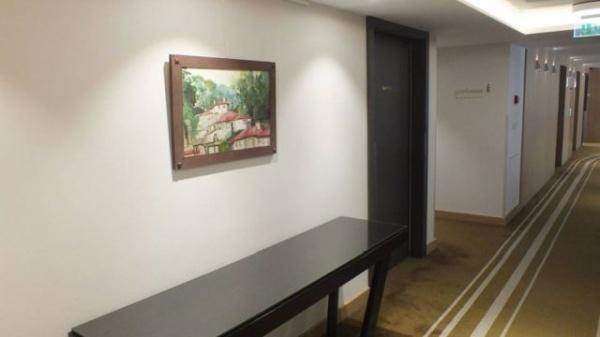 Lucrări ale artistului careian Monica Mocianu expuse în capitală