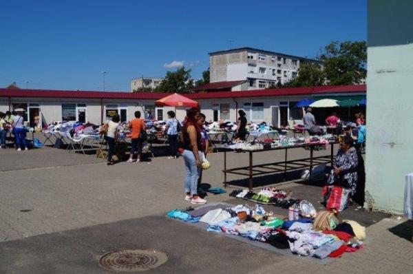 S-a deschis piaţa de vechituri la Carei