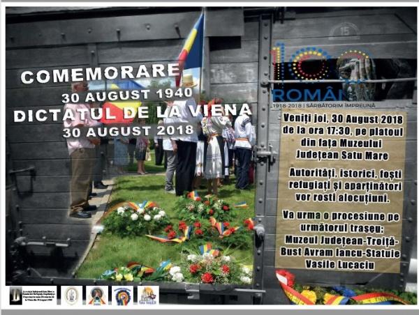 Revoltător! La 78 de ani de la Dictatul de la Viena românii au voie în procesiune doar pe trotuar