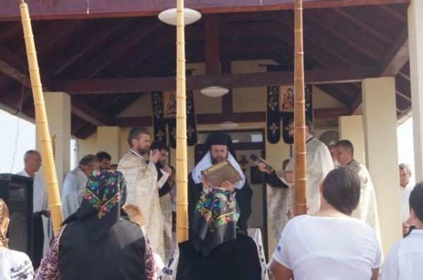 A fost sfinţită capela mortuară Ianculeşti