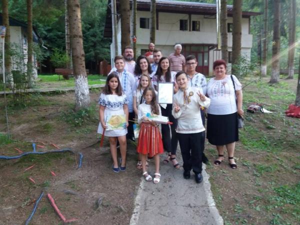 Tinerii de la ASTRA Carei revin acasă cu recunoaşteri ale pregătirii lor