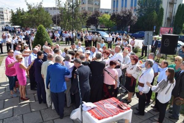 Avram Iancu comemorat la Carei