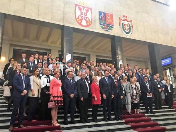 Județul Satu Mare, prezent la Sesiunea de toamnă a Adunării Regiunilor Europei de la Novi Sad, Serbia
