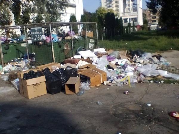 ,,De ce mai plătim taxe de gunoi dacă nimeni nu se ocupă ….? ,, întreabă careienii