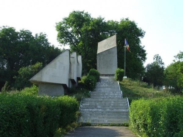 Lacrimi şi pentru martirii de la Treznea