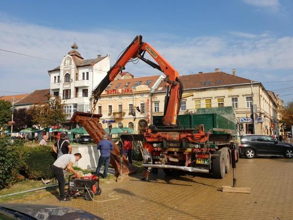 TROIŢA românească din Satu Mare a revenit la locul său! Detractorii Buletin de Carei s-au făcut de ruşine