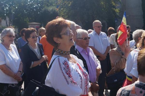 Troiţa românească din Satu Mare îşi cere locul său