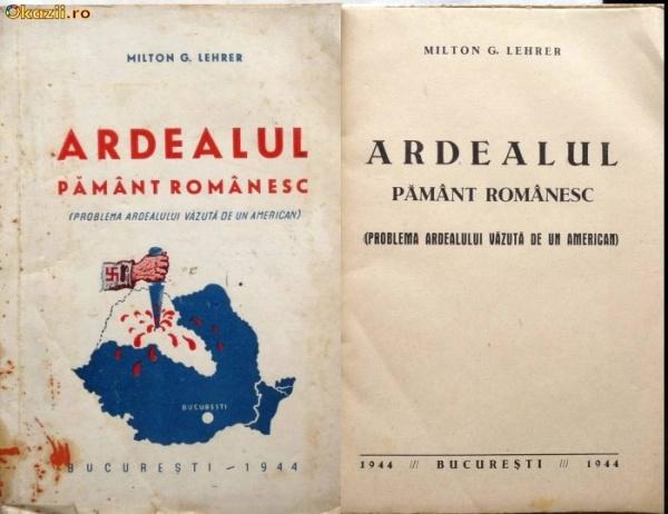 Lansare de carte în cadrul Centenarului Sătmărean. Ardealul, pământ românesc