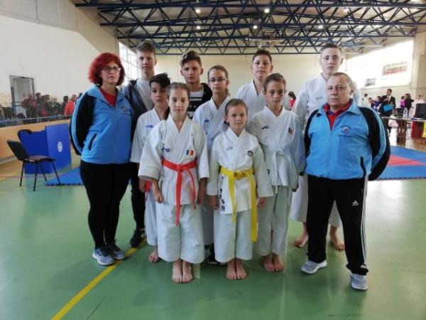 Noi succese pentru sportivii careieni de la Sakura