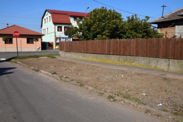 Strada Bicaz a fost eliberată de moloz după semnalările Buletin de Carei