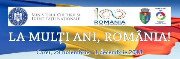 Programul manifestărilor de la Carei de Ziua Naţională din Anul Centenar realizate prin proiect finanţat de Guvern nu de Primărie