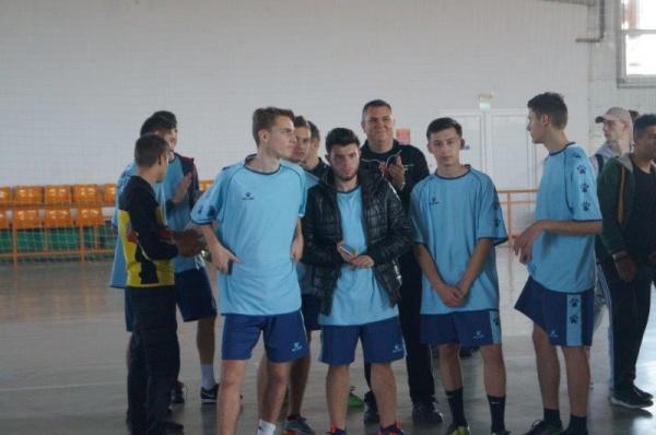 Echipa Liceului Tehnologic Iuliu Maniu câştigă Cupa 25 Octombrie la fotbal
