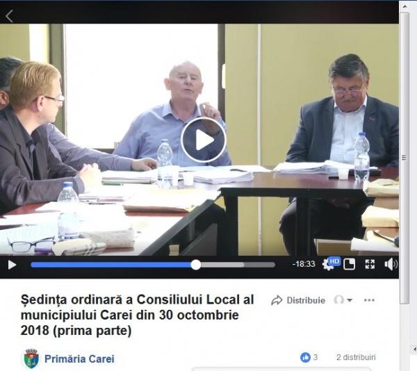 Gâlceavă între primar şi viceprimar pe tema Protocolului cu Asociaţia Puffi